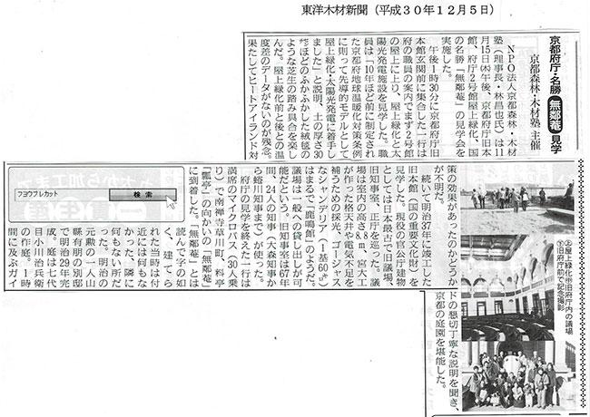 東洋木材新聞