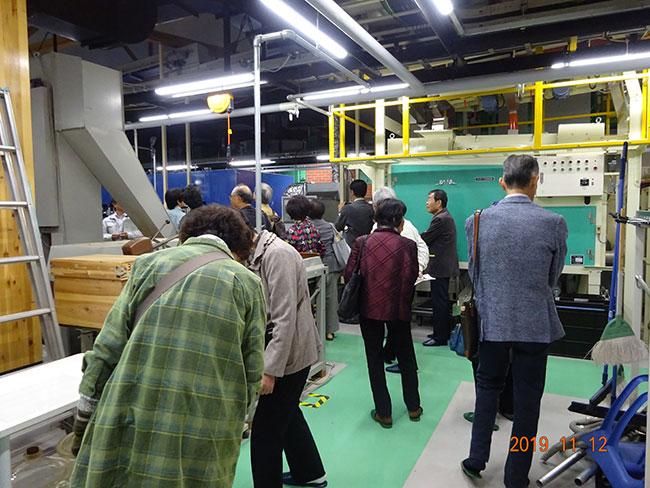 製茶研究棟の設備
