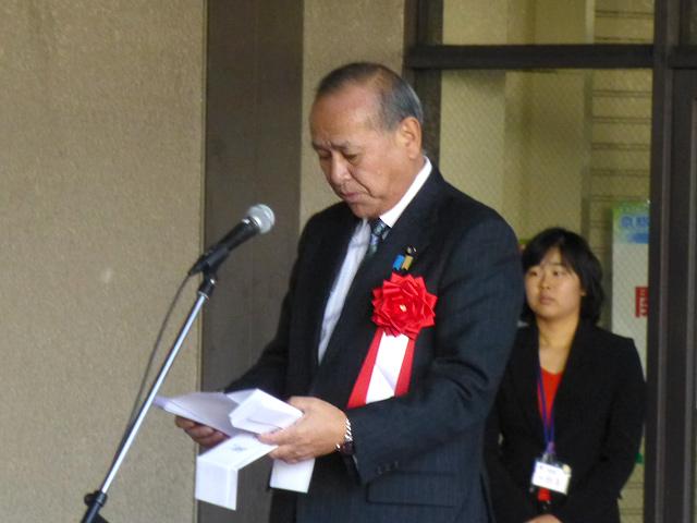 多賀京都府議会議長挨拶